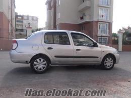 acil satılık araç Clio Symbol 1.4 8V