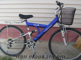 Edirnenin Enez ilçesinde kiralık bisiklet