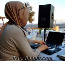 Bursa / Gemlik Bayan Piyanist DJ