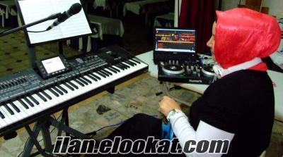 Bursa Bayan Piyanist / DJ