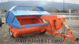 Kuyucakta balya makinası