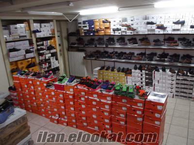 Bursada Şehrin Göbeğinde Kelepir Ayakkabı Mağazası