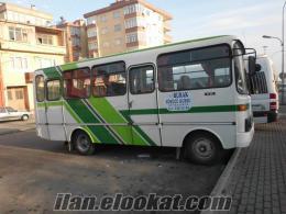 satılık otobüs ıveco m23