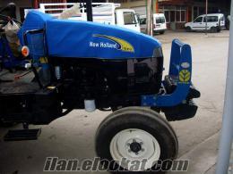 Ödemişde traktör tamponu