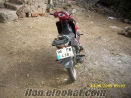 niğdede satlık yarı otamatik motorsiklet