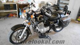 Ramzey 250 cc chopper çok temiz