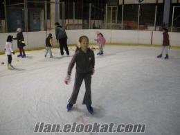 Ankarada hafta sonları: Buz PATENİ hobi gurubu kursları