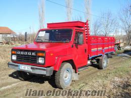 dodge 1992 model satılık 2.el kamyonet