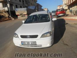 OPEL ASTRA 1.6 16 V. CLUP LPGLİ