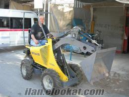 çiftlikler için mini iş makinesi