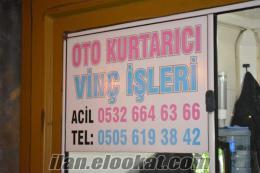 Ahmet Oto Kurtarma, İstanbul Oto Kurtarıcı, Oto Çekici, Yol Yardım, Vinç ve