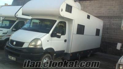 Ümraniye kiralık karavan
