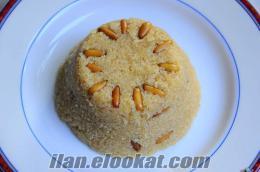 Ankara ve çevresinde lokma tatlısı döken ilk ve tek lokmacısı