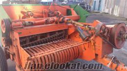 Tekirdağ Çorlu balya makinası