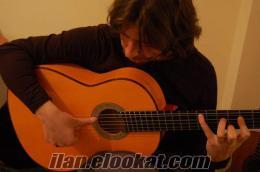 Bornovada gitar dersi