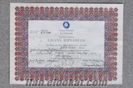 Bafrada kiralık diploma