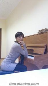 Beylikdüzü piyano ogretmeni