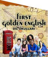 ümraniyedeki ingilizce kursu first golden english