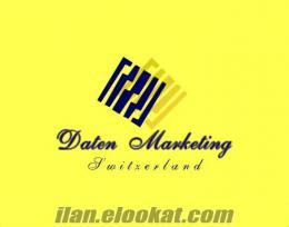 DATEN MARKETİNG CALL CENTER DATADA 1 NUMARA !