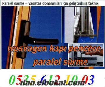 vosvagen pimapen kapı pencere tamiri -4levent-istanbul