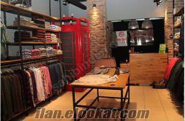 Hazır Müşterili Çarşı Merkezde Dv. Kiralık Erkek Giyim Mağazası