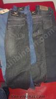 Orjinal İthal Armani Kot Pantolonlar