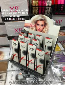 XP JEL EYELİNER XP KAJAL KALEM, XP MAT KALEM RUJ,