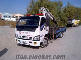 satılık 2009 model ısuzu nqr ahtapot oto kurtarıcı_