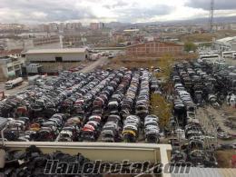 Ankara Ostimde otomobil parcaları