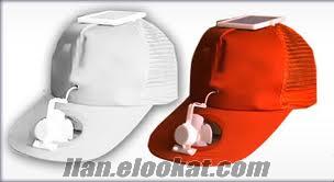 TOPTAN Solar Fanlı Şapka Serinleten Şapka