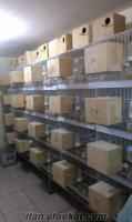 4 katlı cemil marka üretim kafesleri