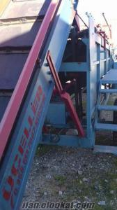 Polatlıda sahibinden merzifon yapımı satılık soğan paketleme makinesi