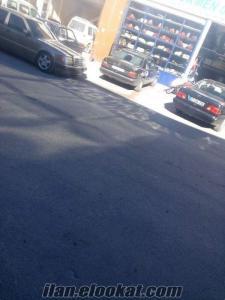 """Gaziantep Mercedes Çıkma Yedek Parça """" Nın Adresi ÖzGökmen Oto"""