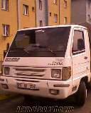 Karabükte bmc mds kamyonet