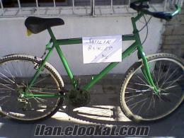 Satılık 2.el Bisan Bisiklet