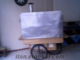 istanbul fatihde sahibinden satılı köfte -sucuk el arabası