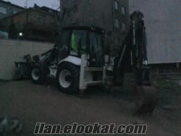 Kiralık damperli hi-ex kamyon ve hidromek marka iş makinası