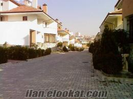 Ankara Eryamanda KİRALIK 5+1 kapalı Garajlı Villa