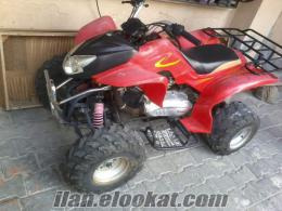 150 cc piyasa değeri altında ATV