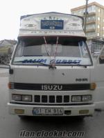 ısuzu nkr kamyonet 1992 model