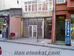 Kadıköy-Yeldeğirmeni-Karakolhane caddesi üzerinde Sahibinden satılık dükkan