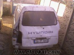 lüleburgazda sahibinden satılık hasarlı hyundai minibüs