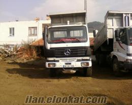 30-31 mercedes damperli kamyon sahibinden satılık