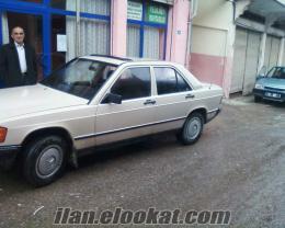 satılık araba mercedes 190 D