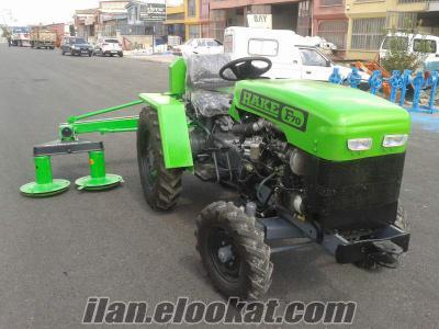 satılık hake f70 mini bahçe traktörü