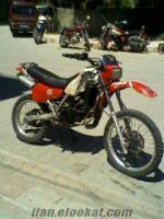 satılık kros motor honda mtx 125cc