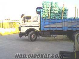 sahibinden satılık kamyon 25.17 mercedes