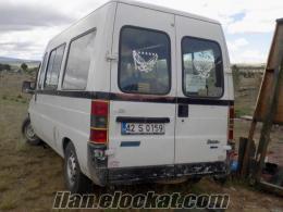 konyadan sahibinden satılık fıat ducato 2.5 turbo