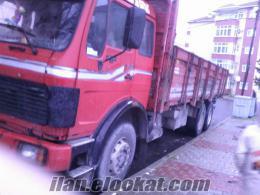 hadimköyde sahibinden satılık kamyon