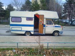 Ankara Etlikde satılık karavan